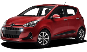 Rent a Car in Andros HYUNDAI I10 AUTO
