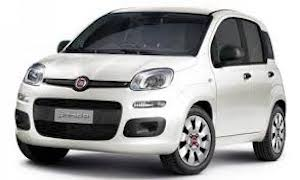 Rent a Car in Andros FIAT PANDA