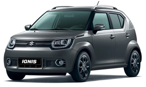 Rent a Car in Andros SUZUKI IGNIS AUTO