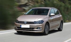 Rent a Car in Andros VOLKSWAGEN POLO 1.0